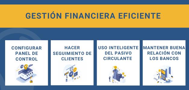 información financiera eficiente